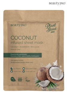 BeautyPro Coconut Infused Sheet Mask 22ml