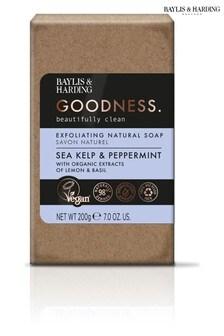 Baylis & Harding Goodness Sea Kelp & Peppermint 200g Soap