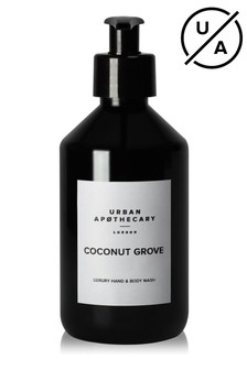 Urban Apothecary 300ml Coconut Grove Luxury Hand & Body Wash