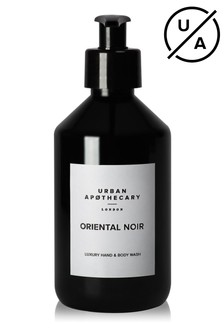 Urban Apothecary 300ml Oriental Noir Luxury Hand & Body Wash