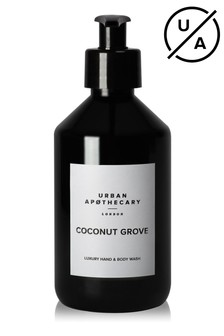 Urban Apothecary Coconut Grove Luxury Hand & Body Lotion 300ml