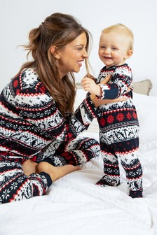 Chelsea Peers Penguin Christmas Family PJ Set Baby