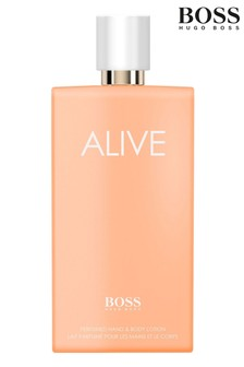 BOSS Alive Perfumed Hand & Body Lotion For Women 200ml
