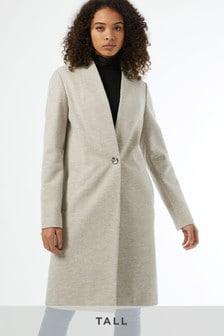 Dorothy Perkins Tall Collarless Jacket