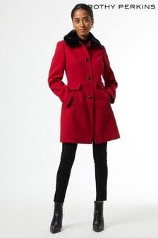 Dorothy Perkins Dolly Coat