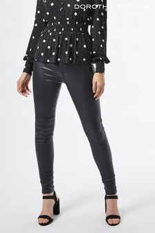 Dorothy Perkins Coated Eden Jeans