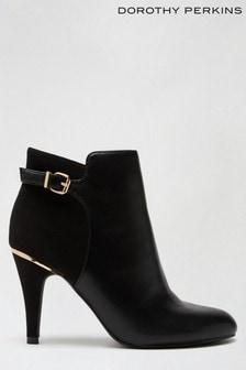 Dorothy Perkins Alison Buckle Boots