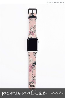 Personalised Watch Strap By Koko Blossom
