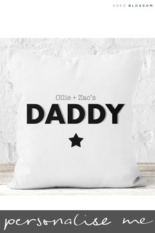 Personalised Cushion By Koko Blossom