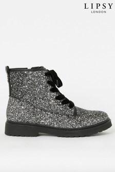 Buy Girls Glitter Oldergirls Boots from