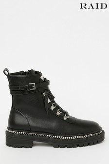 Raid Lace Up Ankle Boot