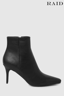 Raid Stiletto Heeled Ankle Boot