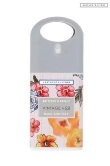 Vintage & Co Patterns and Petals Moisturising Hand Sanitiser