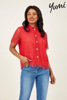 Yumi Lace Shirt