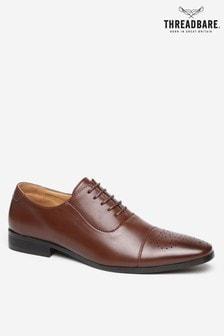 Threadbare Shoes Quarter Brogue