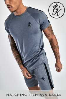 Gym King Logo Sports T-Shirt