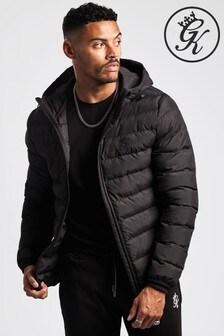 Gym King Hooded Padded Jacket
