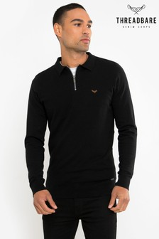 Threadbare Knitted Polo