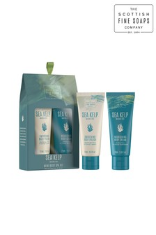 Scottish Fine Soaps Marine Spa Body Spa Kit