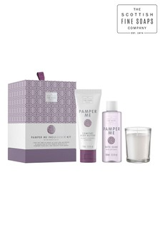 Scottish Fine Soaps Pamper Me Indulgence Kit