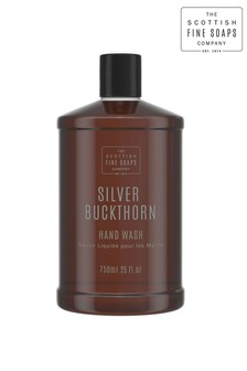 Scottish Fine Soaps Silver Blackthorn Refill 750ml