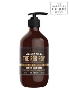 Scottish Fine Soaps Rob Roy Hand & Body Wash 500ml