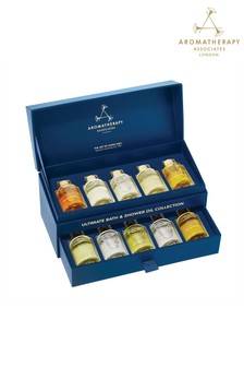 Aromatherapy Associates Ultimate Bath & Shower Oil Collection 10x9ml