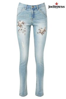 Joe Browns Embroidered Flowers Jeans
