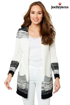 Joe Browns Throw On Knit Cardigan