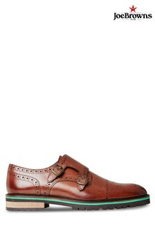 Joe Browns Lewisville Strap Brogues Shoes