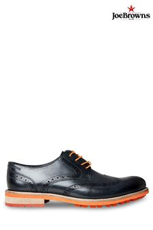 Joe Browns River Oaks Leather Brogues Shoes