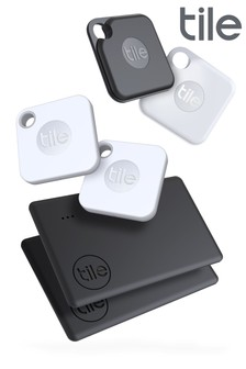 Tile Mate, Slim and Pro Bluetooth Tracker Value Pack (6 Variety Pack) (2020)