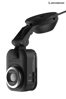 Scosche NEXAR NEXS1 1080P Nexar Ready WIFI Dash Camera 32GB and Suction Cup Mount