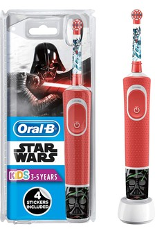 Oral-B Stages Power Kids Rechargeable Electric Toothbrush featuring Star Wars