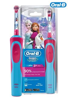 Oral-B Stages Power Kids Rechargeable Electric Toothbrush featuring Disney Frozen