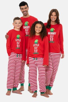 Threadbare Mens Christmas Pyjamas