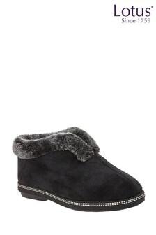 Lotus Footwear Textile Slippers