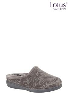 Lotus Footwear Mule Slippers