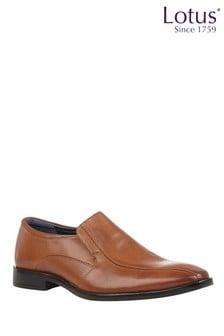 Lotus Footwear Leather Loafers