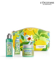 L'Occitane Verbena Invigorating Limited Edition Collection