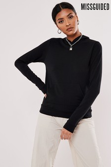 Missguided Basic Hoodie