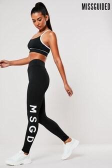 Missguided Full Length Leggings
