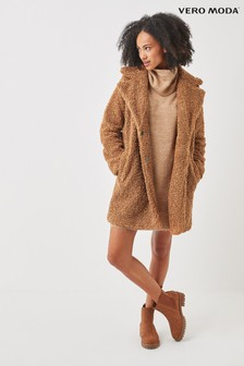 VERO MODA Teddy Coat