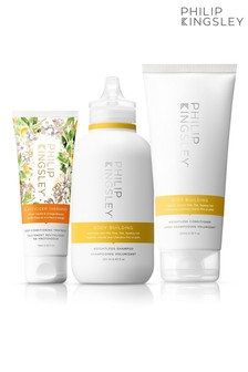 Philip Kingsley Exclusive Bundle 2: Body Building Trio (Worth Value £60.00)