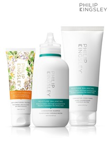 Philip Kingsley Exclusive Bundle 3: Moisture Balancing Trio (Worth Value £60.00)