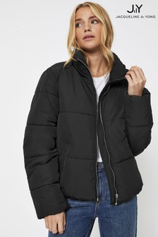 JDY Padded Zip Through Jacket