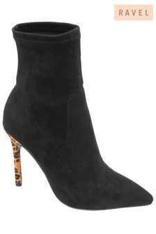 Ravel Stiletto Heel Boots