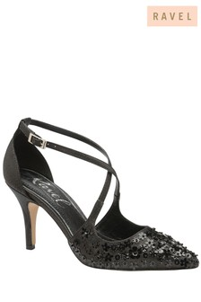 Ravel Sparkle Court Shoes
