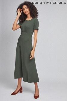 Dorothy Perkins Empire Seam Midi Dress