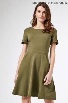Dorothy Perkins Plain T-Shirt Dress